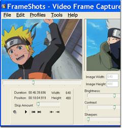 Frame Shots 3.0-Програма за скрийн шотове
